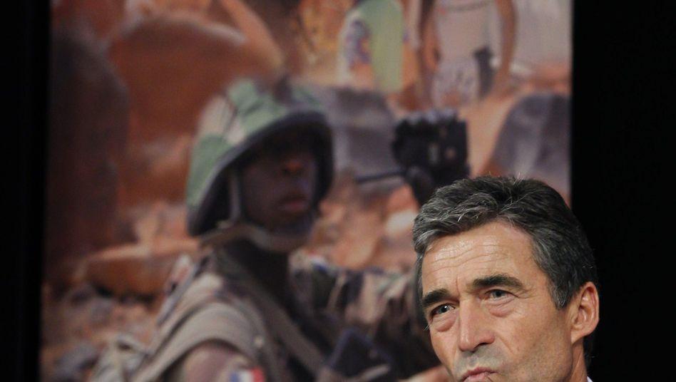 Anders Fogh Rasmussen: Neue Strategie für die Nato