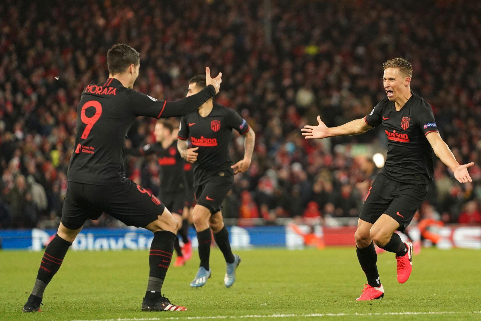 FC Liverpool - Atletico Madrid