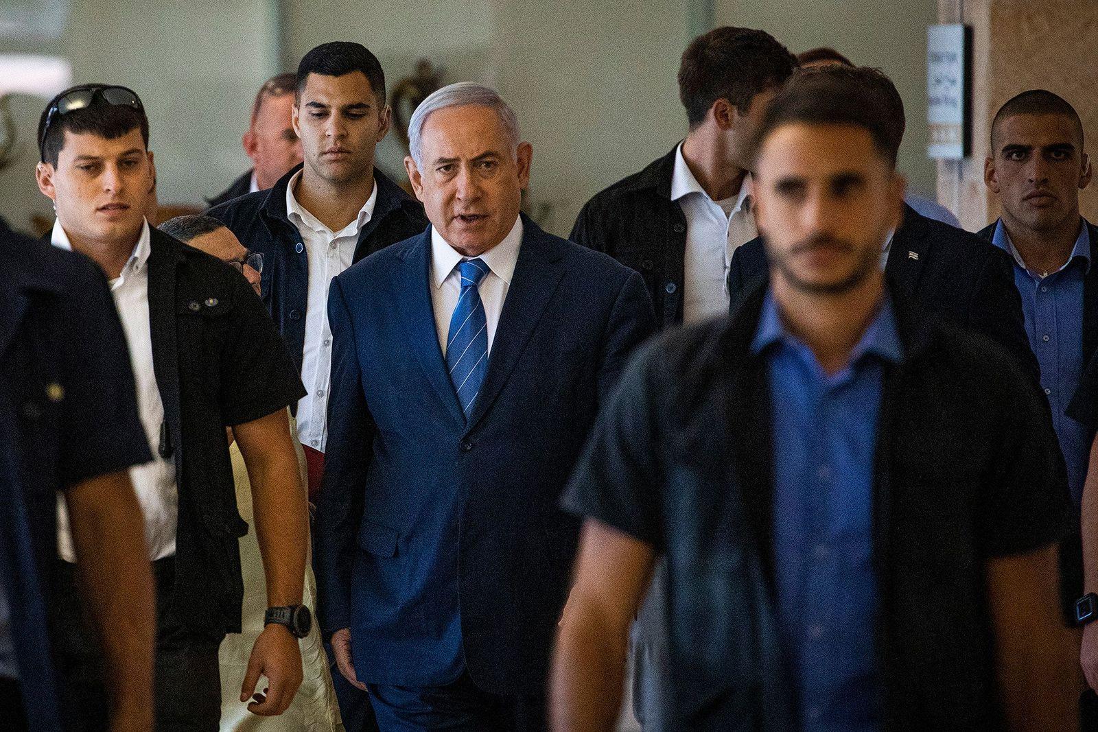 Regierungsbildung in Israel