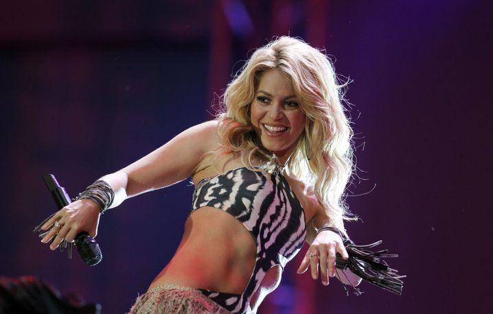 "Popsängerin Shakira: ""Ich werde Paul folgen"""
