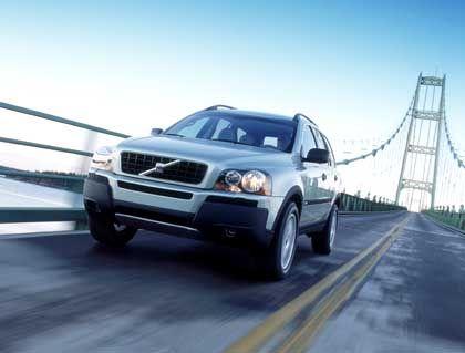 Volvo XC90: Für viele Käufer steht die Lebensfreude im Vordergrund