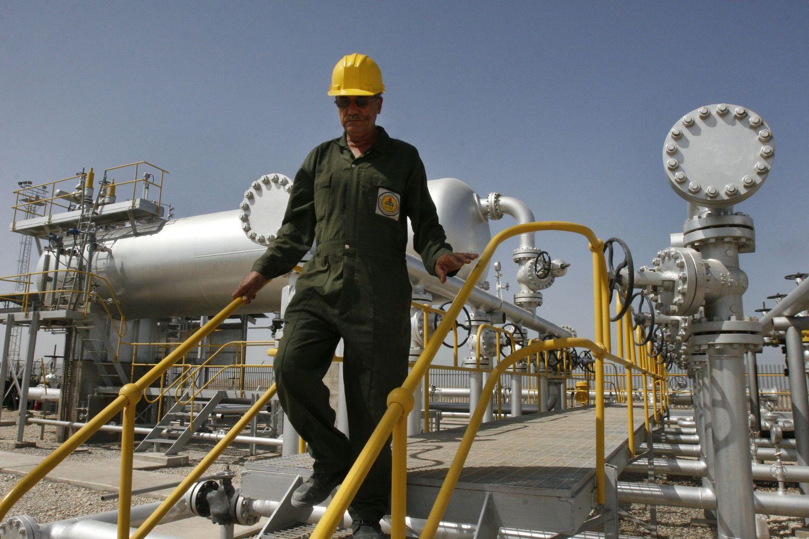 NICHT VERWENDEN Iran / Öl