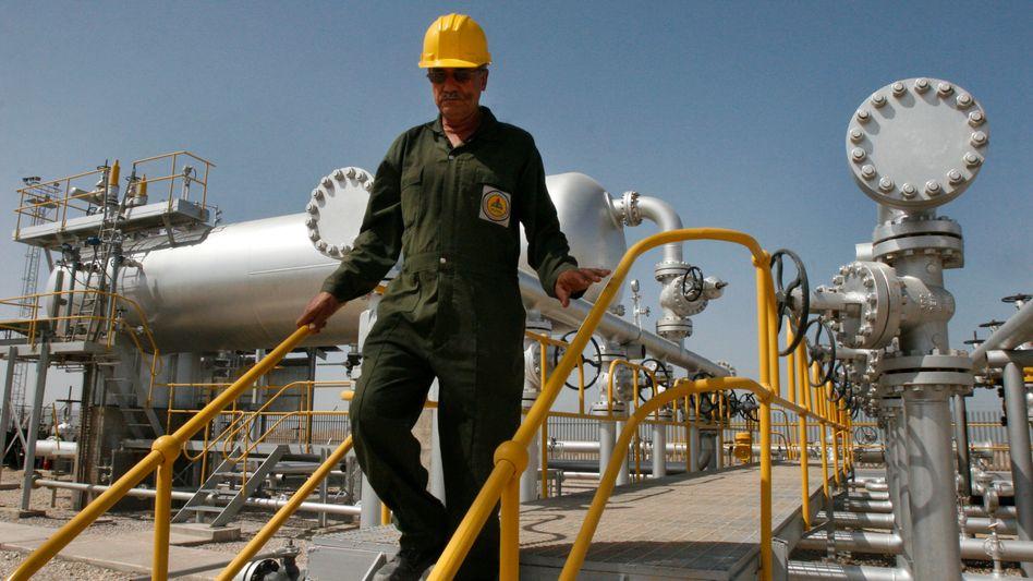 """Ölanlage in Iran: """"Die Sanktionen werden nutzlos sein"""""""