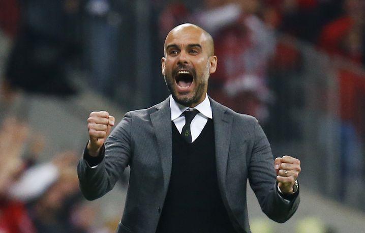 Bayern-Trainer Guardiola: Der große Sieger des Abends