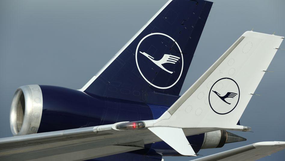 Lufthansa-Maschine: 5,6 Milliarden Euro Verlust im laufenden Jahr
