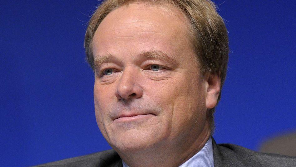 Entwicklungsminister Dirk Niebel: Große Herausforderung
