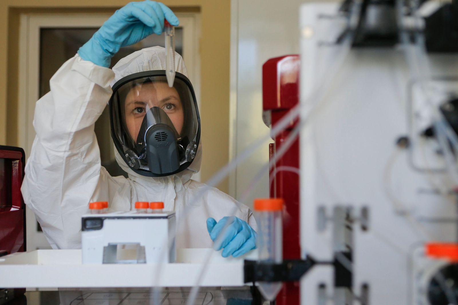 Russland lässt Impfstoff gegen Coronavirus zu