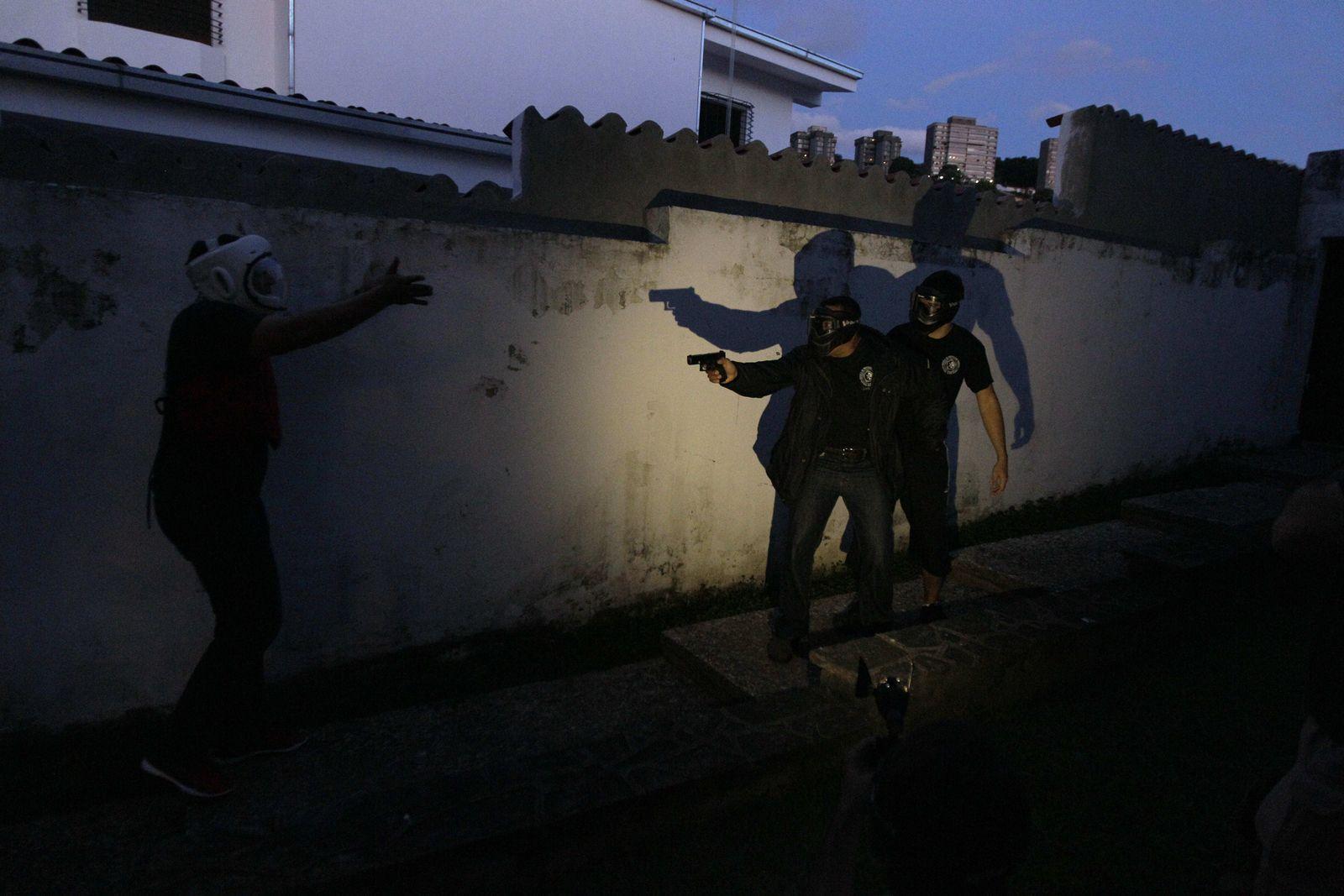 Caracas Selbstverteidigung