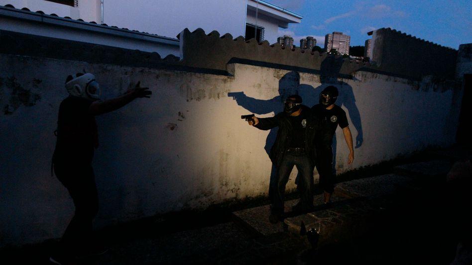 Selbstverteidigungskurs in Caracas (Archivfoto): Schutz verzweifelt gesucht