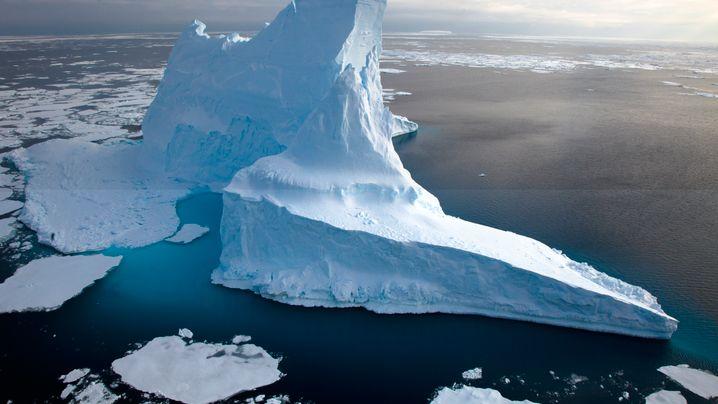 Eisgebirge: Die ausgestorbenen Riesen vom Nordpol