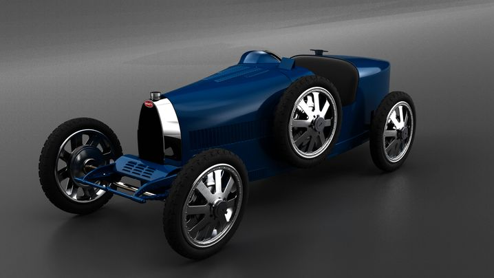 Sternstunden der Autoindustrie: Ein Bugatti für Kinder - und welche Luxusprobleme die Hersteller noch so lösen