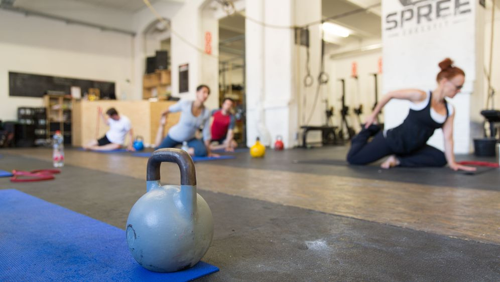 Cross-Yoga: Mobilität statt Mantra-Singen