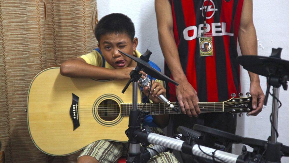 Luang Prabang: Musikunterricht für alle