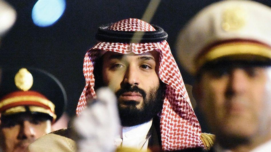 """Thronfolger Mohammed bin Salman:""""Ich bin nicht Gandhi oder Mandela, ich bin ein Mitglied der Herrscherfamilie"""""""