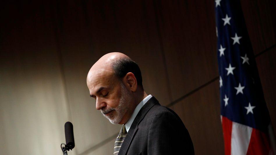 Ben Bernanke: Dunkle Schatten über den öffentlichen Haushalten der USA