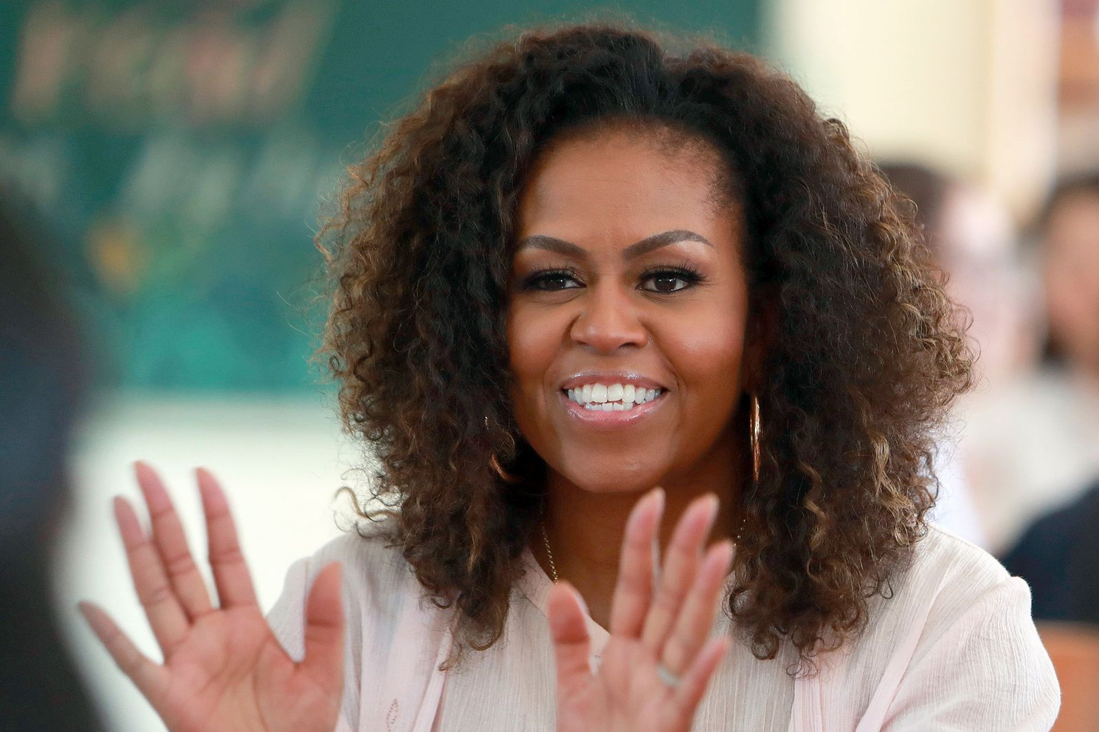 Michelle Obama liest in Corona-Pandemie aus Kinderbüchern vor