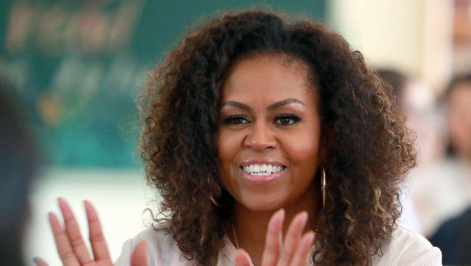 Ehemalige First Lady der USA, Michelle Obama