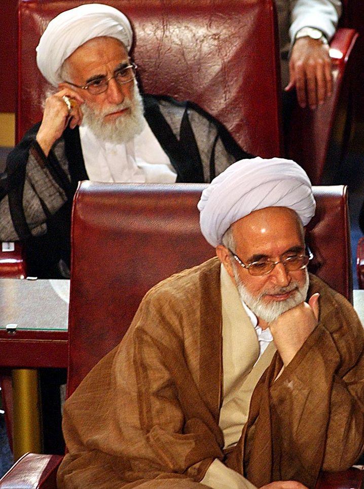 Wächterratsvorsitzender Dschannati: Wahlempfehlung für Ahmadinedschad