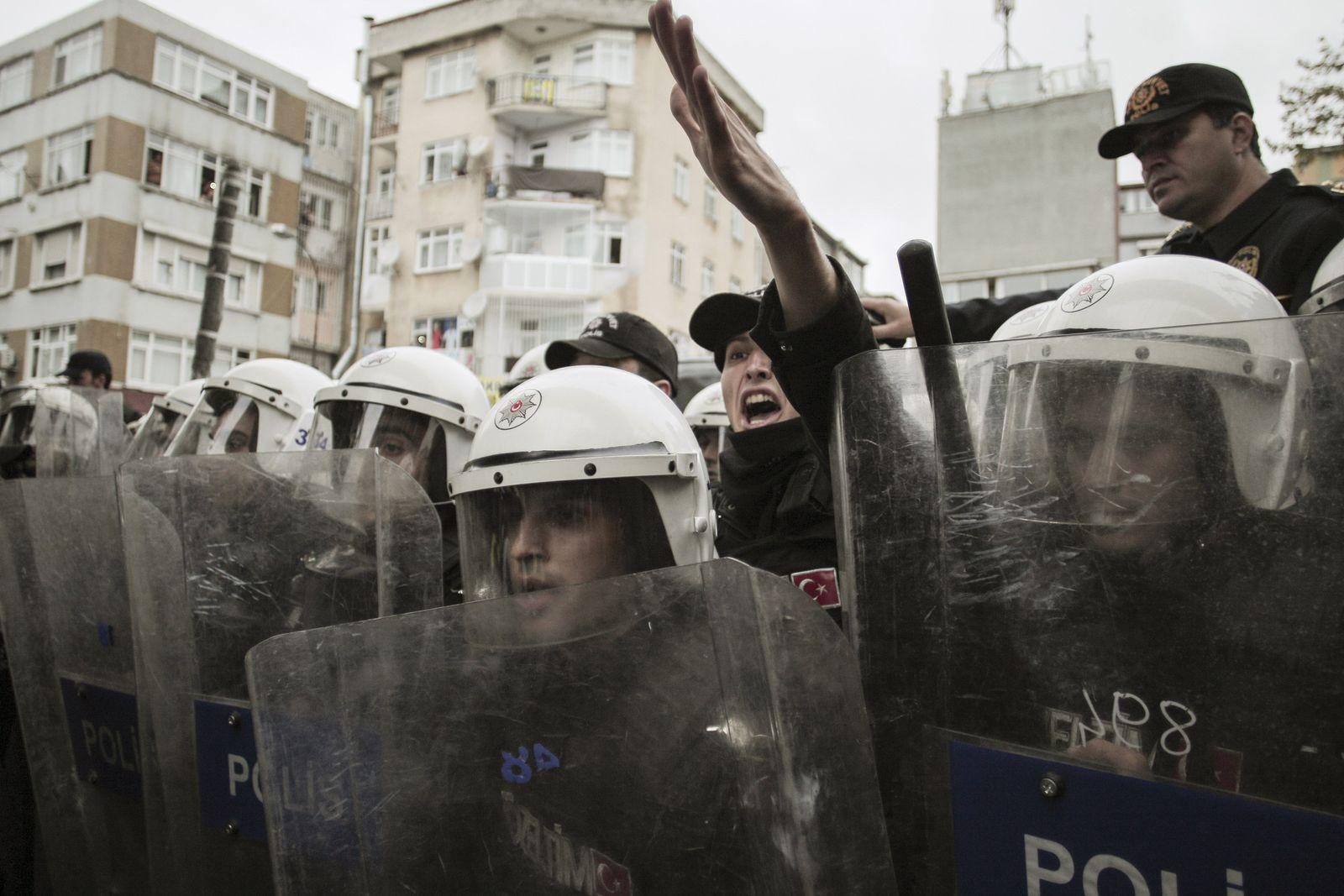 Türkei/ Polizei/