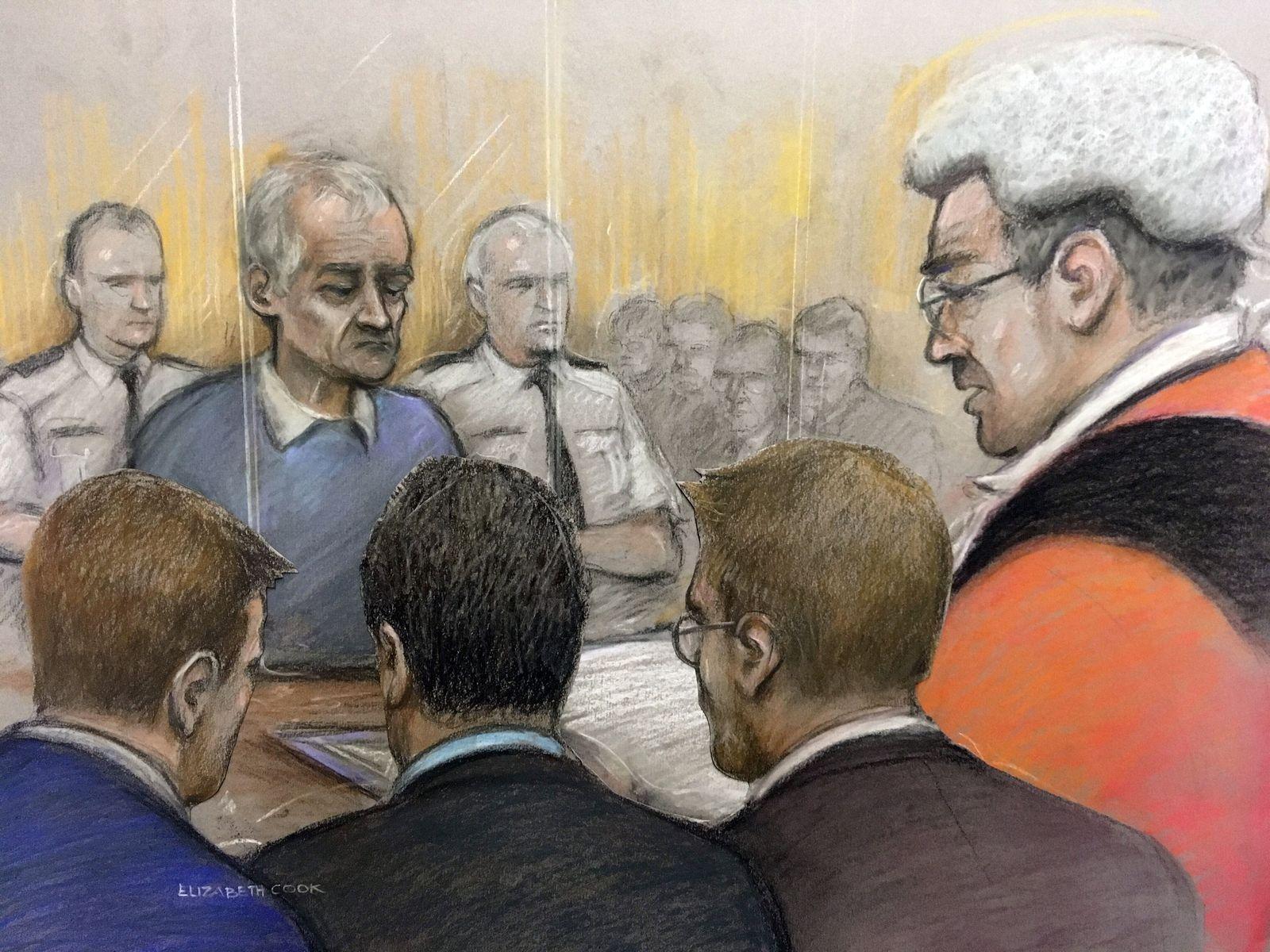 Verurteilung von Barry Bannel wegen Kindesmissbrauchs