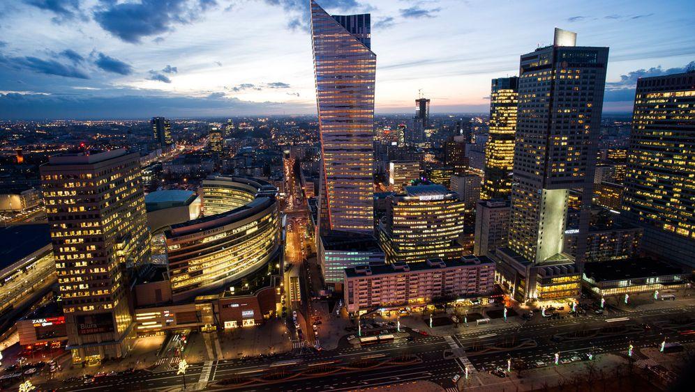 Wohnung in Warschauer Wolkenkratzer: Lewandowskis Luxus-Loft