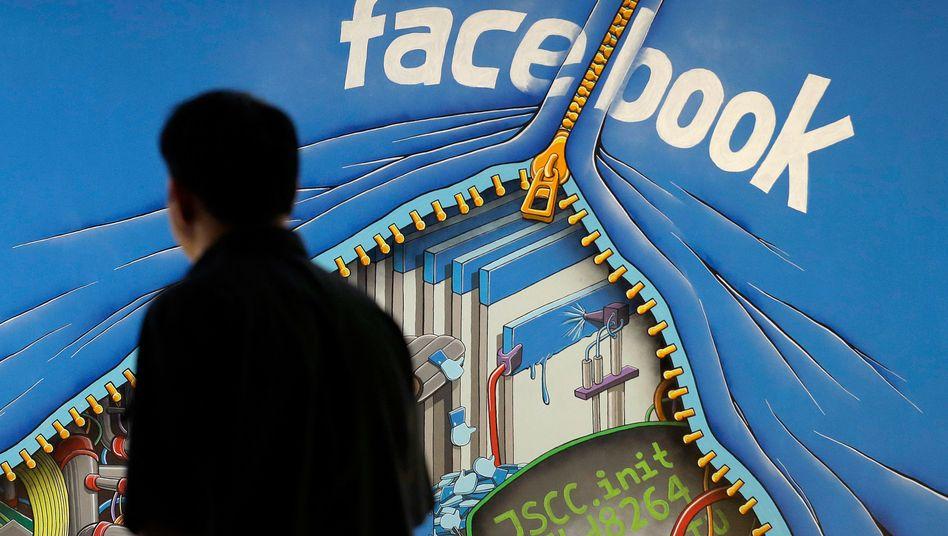 Drogen zur Bewältigung der psychisch extrem belastenden Arbeit: Facebook mutet seinen Moderatoren viel zu.