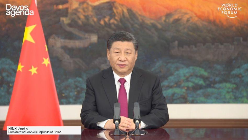 Regiert in Peking mit harter Hand: Xi Jinping