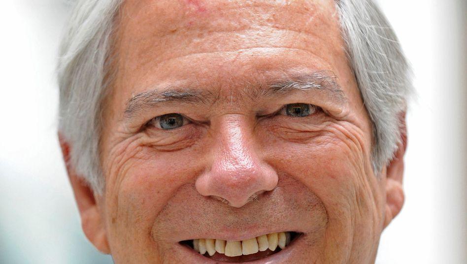 Roland Berger: Der Unternehmensberater hat die gleichnamige Firma gegründet