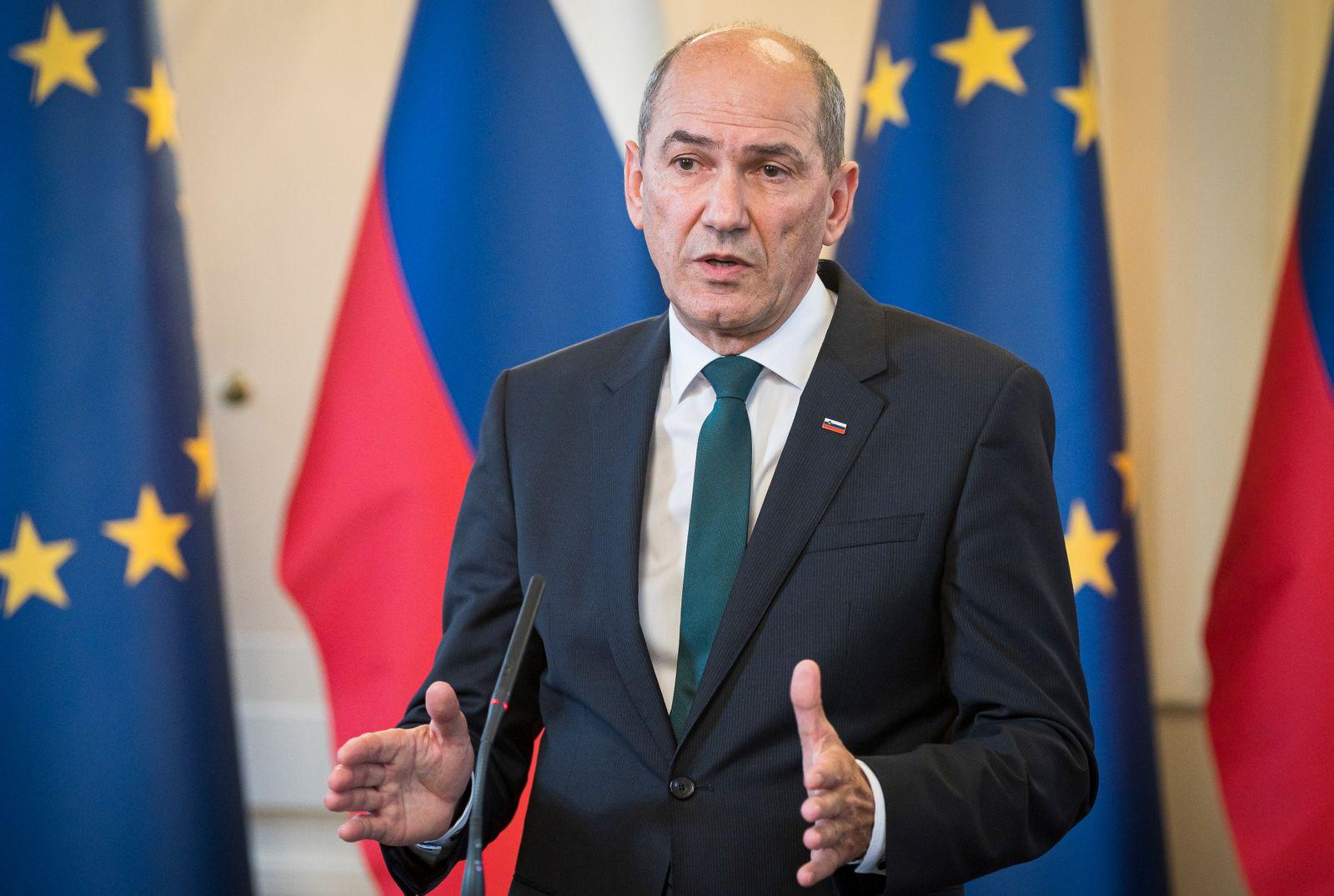 SLOVENIA-POLITICS-GOVERNMENT