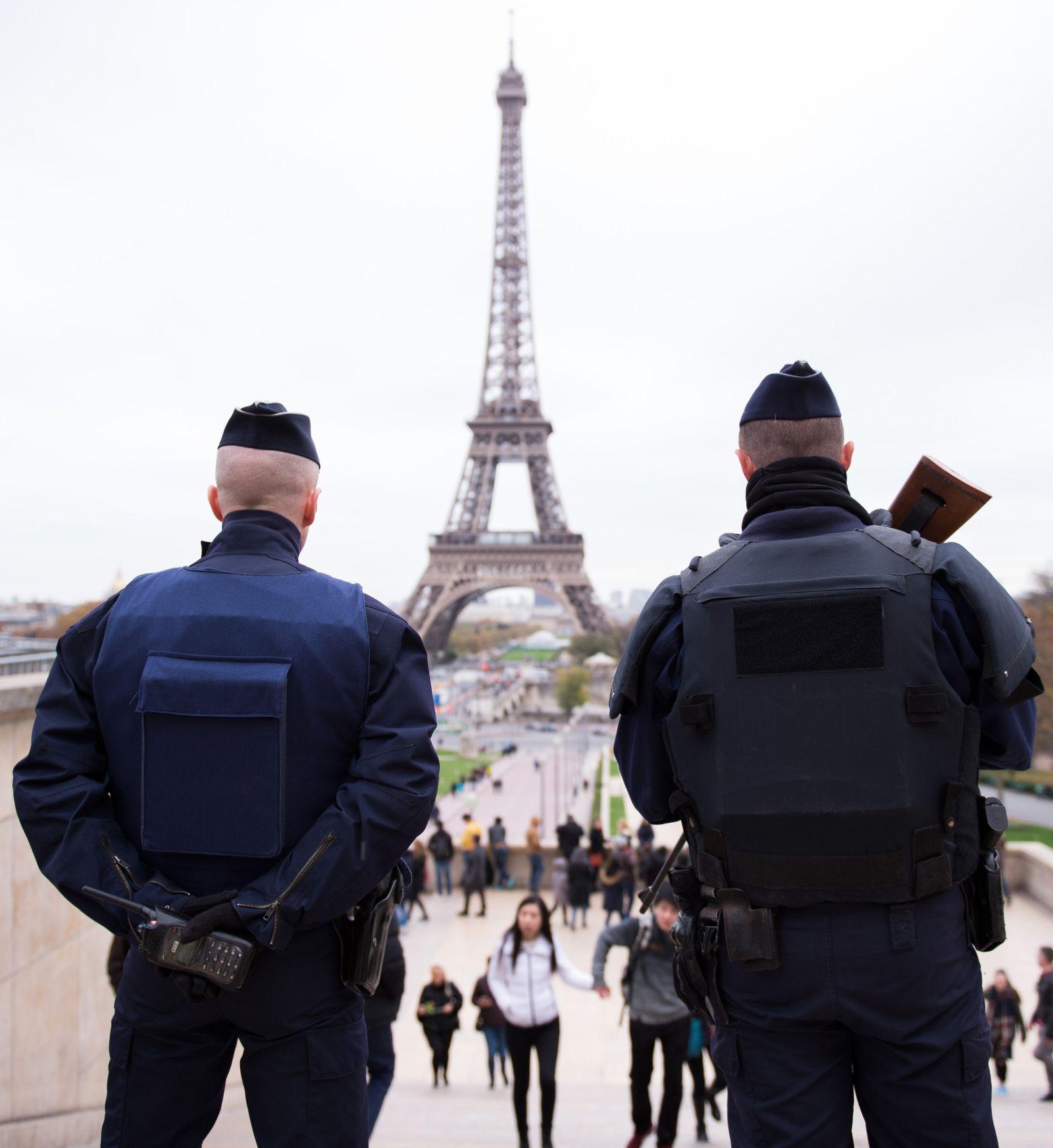 Paris / Polizei / sicherheit