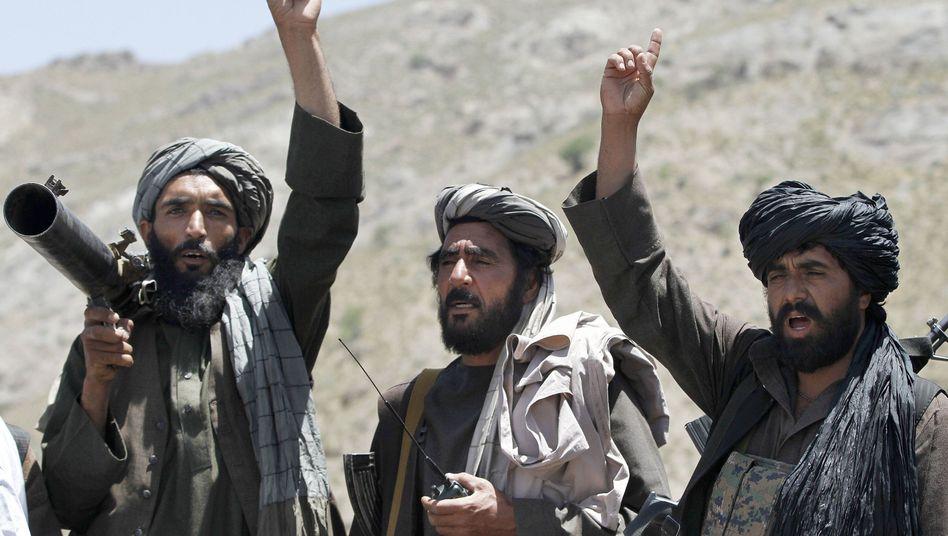Taliban-Kämpfer (Archivbild)