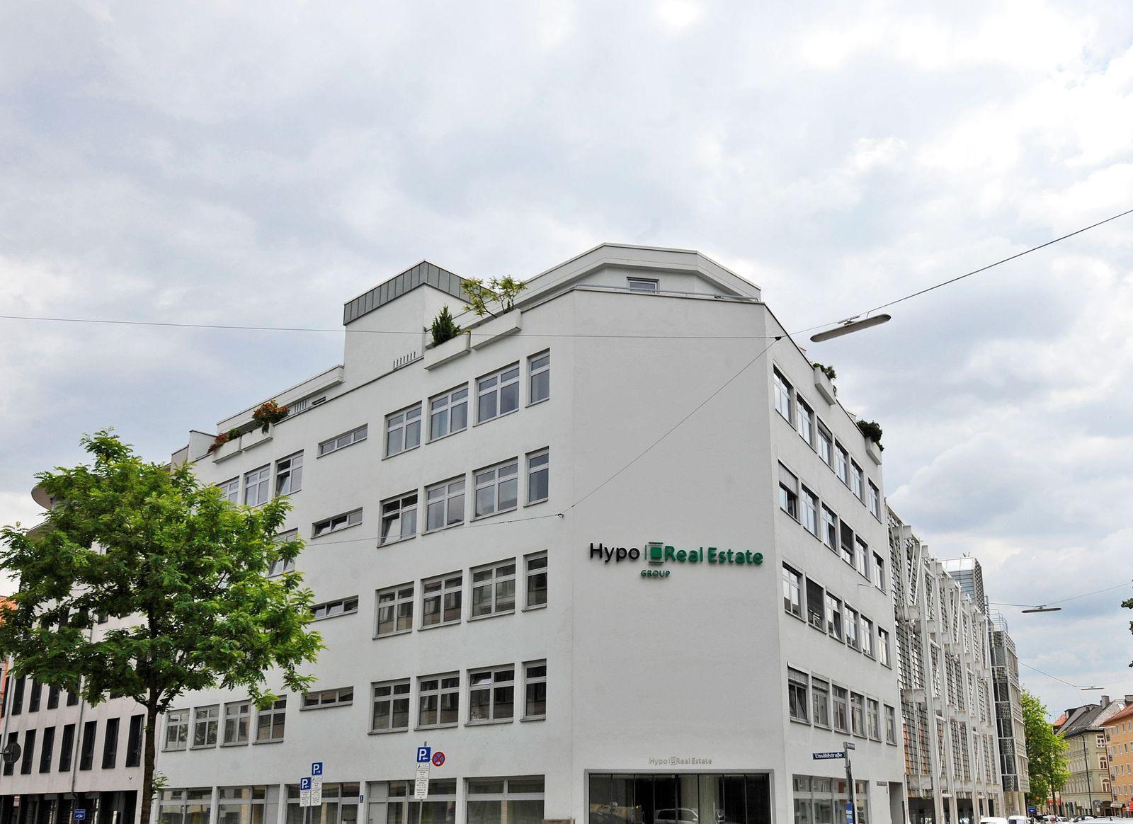 Firmenzentrale der Hypo Real Estate Holding