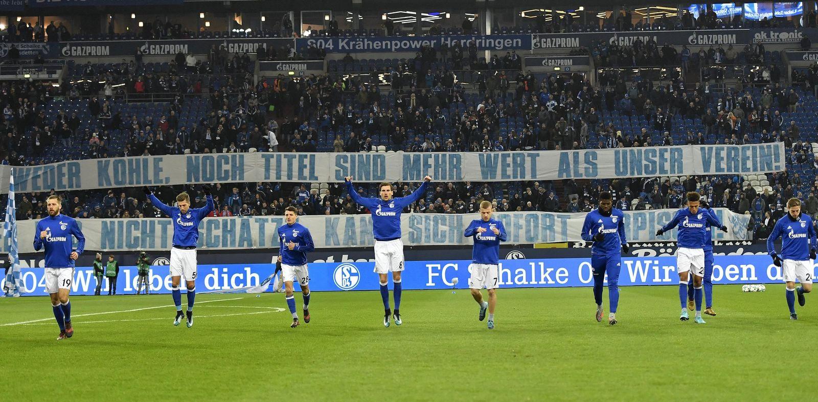 Germany Soccer Bundesliga Goretzka