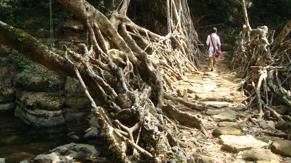 Unterwegs in Meghalaya: Indiens nassester Inselstaat