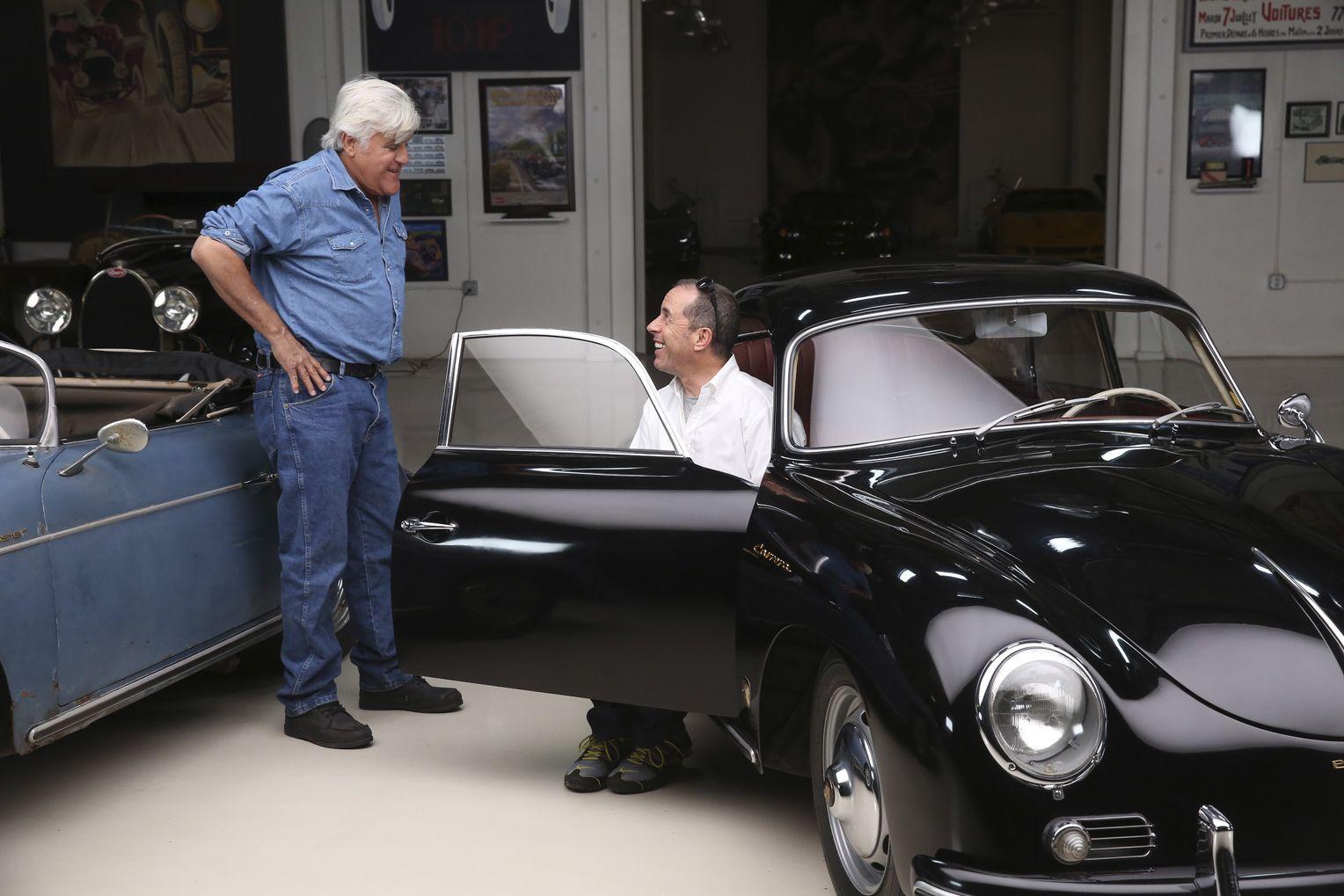 Jerry Seinfeld Verklagt Oldtimer Händler Wegen Porsche Von 1958 Der Spiegel